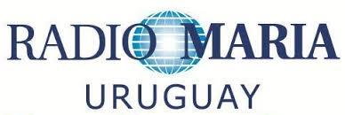 Logo Radio María Uruguay Blanco